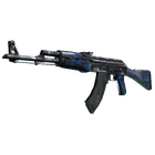 AK-47 | Blue Laminate (Factory New)