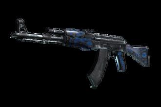 AK-47 | Blue Laminate (Factory New) Price