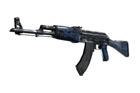 Buy AK-47 | Blue Laminate (Minimal Wear)