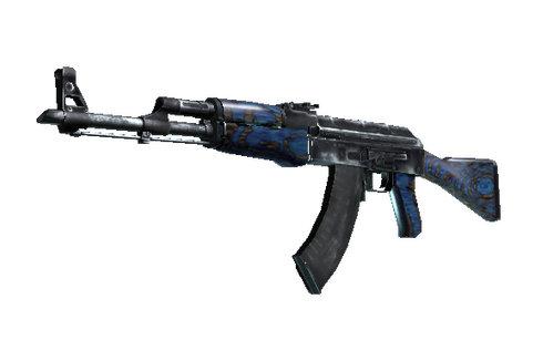 StatTrak™ AK-47 | Blue Laminate (Minimal Wear) Prices