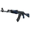 AK-47 | Blue Laminate <br>(Field-Tested)