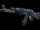 Weapon CSGO - AK-47 Blue Laminate