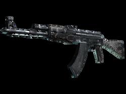 AK-47 | Черный глянец (После полевых испытаний)