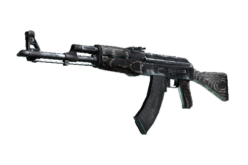 Buy AK-47 | Black Laminate (Field-Tested)