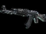 Weapon CSGO - AK-47 Black Laminate