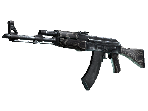 AK-47 | Black Laminate Minimal Wear