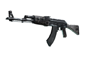 Ak 47 Black Laminate Minimal Wear