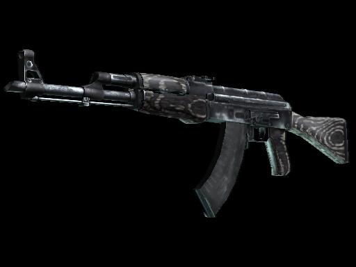 AK-47 | Black Laminate