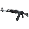 AK-47 | Black Laminate <br>(Minimal Wear)