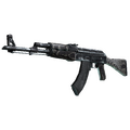 AK-47 | Black Laminate <br>(Factory New)