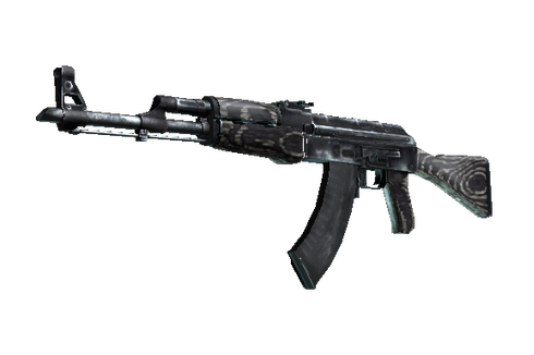 AK-47 | Black Laminate (Minimal Wear) Prices