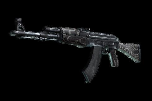 AK-47   Black Laminate (Minimal Wear) Prices