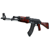 AK-47 | Red Laminate (Battle-Scarred)