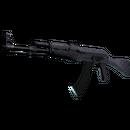 AK-47   Baroque Purple