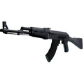 AK-47 | Baroque Purple <br>(Factory New)