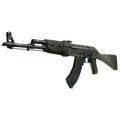 AK-47 | Safari Mesh <br>(Battle-Scarred)