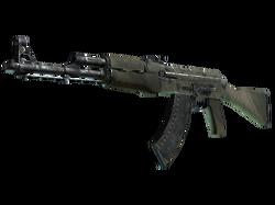 AK-47 | Африканская сетка (Закаленное в боях)