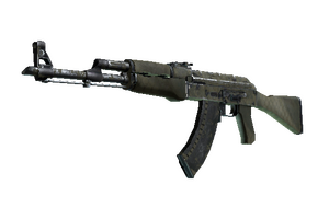 Ak 47 Safari Mesh Battle Scarred