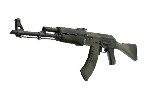 Ak 47 Safari Mesh Well Worn