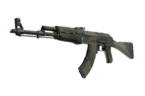 AK-47 | Safari Mesh (Well-Worn) Prices