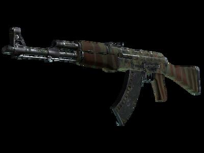 AK-47 | Хищник (Закаленное в боях)