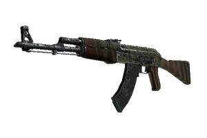 Ak 47 Predator Battle Scarred