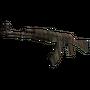 AK-47 | Predator (Well-Worn)