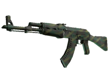 Skin AK-47 | Jungle Spray