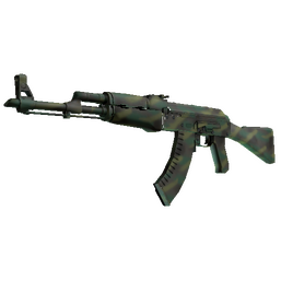 AK-47 | Jungle Spray (Factory New)
