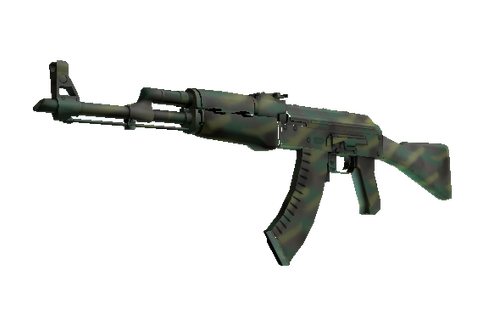 AK-47 | Jungle Spray (Minimal Wear) Prices