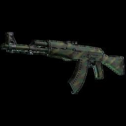 free csgo skin AK-47 | Jungle Spray (Well-Worn)