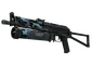 StatTrak™ PP-Bizon | Night Riot (Well-Worn)