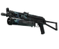 StatTrak™ PP-Bizon | Night Riot (Battle-Scarred)