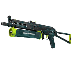 StatTrak™ PP-Bizon | Photic Zone (Battle-Scarred)