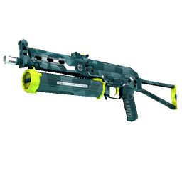 StatTrak™ PP-Bizon | Photic Zone (Factory New)