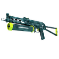 StatTrak™ PP-Bizon | Photic Zone <br>(Factory New)