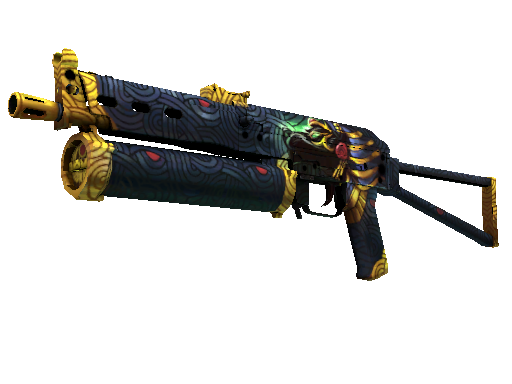 StatTrak™ PP-Bizon | Judgement of Anubis (Battle-Scarred)