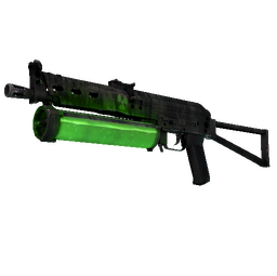 StatTrak™ PP-Bizon | Fuel Rod (Minimal Wear)