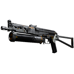 StatTrak™ PP-Bizon | Osiris (Battle-Scarred)