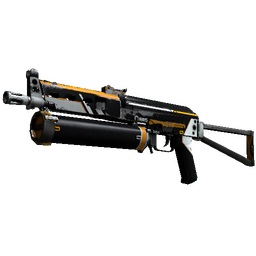 free csgo skin PP-Bizon | Osiris (Well-Worn)