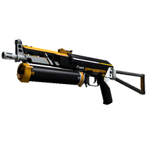 StatTrak™ PP-Bizon | Osiris (Factory New)