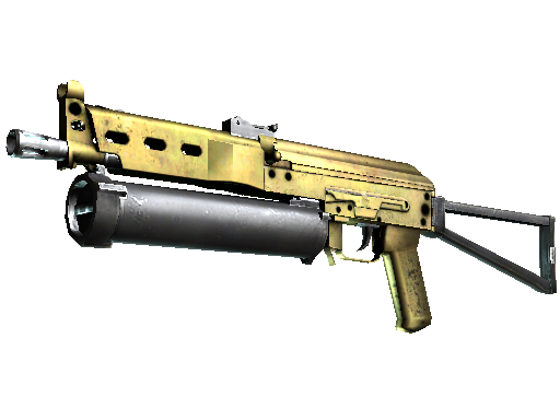 PP-Bizon | Brass Factory New