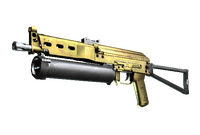 PP-Bizon | Brass (Factory New)