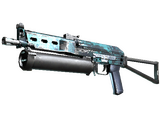 Weapon CSGO - PP-Bizon Cobalt Halftone