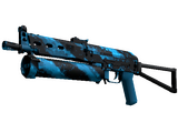 PP-Bizon   Blue Streak (Minimal Wear)