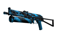 PP-Bizon | Blue Streak (Factory New)