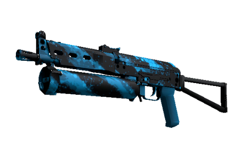 StatTrak™ PP-Bizon | Blue Streak (Minimal Wear) Prices