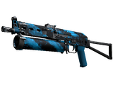 Weapon CSGO - PP-Bizon Blue Streak