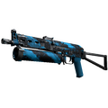 StatTrak™ PP-Bizon | Blue Streak <br>(Field-Tested)