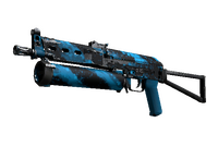 PP-Bizon | Blue Streak (Field-Tested)